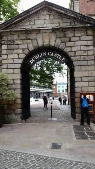 Castle gates!